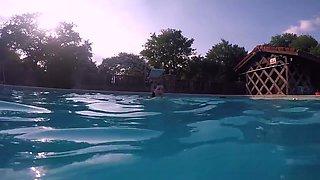 Keri Berry Public Flashing Adult Swim in private premium video