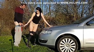 gym girl picked up by stranger and fucked (Teaser video)