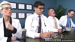 Brazzers - Doctor Adventures - Brandy Aniston Ramon - License To Fuck