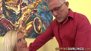 babe anally gapes open anal