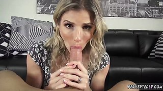 Aggressive blowjob and fat guy gets xxx Cory Chase in Revenge On Your Father