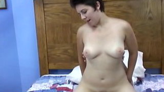 Horny pornstar in crazy brunette, 69 sex clip