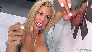 alexis fawx, gina valentina & mandingo's cock - gl0ryh0l3