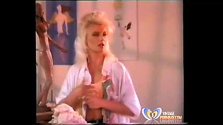 Roxy Virgin on the Run 1991 UK Vintage Porn Movie
