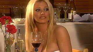 Crazy Small Tits, Blonde adult clip