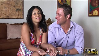 Cassandra Cruz and Kylee King Switch Their Sex Partners