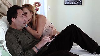 Real father patron's daughter bonding Family Sex Education