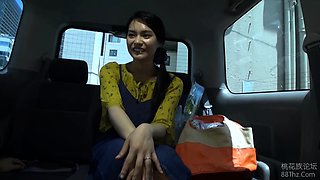 Asian lucy thai 6 on 1 dp gangbang from