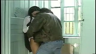 step sister fucked in vintage college