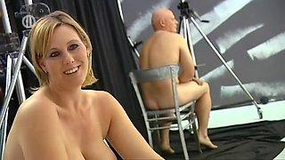 Crazy amateur Casting, Pregnant adult video