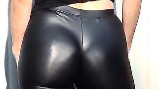 Warm ass and tights