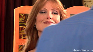 Cheaters Retreat 02 scene 2 - Darla Crane and Sean Michaels