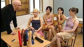 German school girls