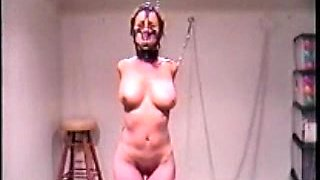 chained slave