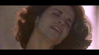 Brazilian milf stepmom gets brutal orgasm by son
