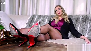 FTKL - Laughing Lady Crooks! Pt. 21 Nylon Soles Tell All!