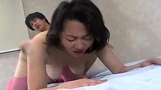 Exotic Japanese whore in Amazing MILFs, Cosplay JAV movie