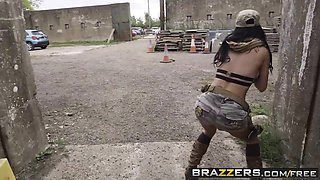 Brazzers - Pornstars Like it Big - Cock Of Duty A XXX Parody