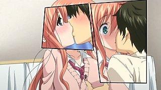 Anime School Student Titfuck