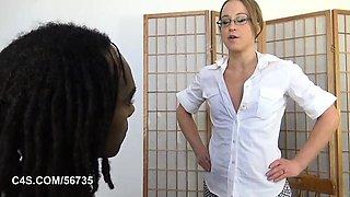 raceplay and female domination slave training femdom 2017