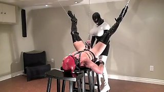 Amazing amateur Latex, Fetish xxx movie