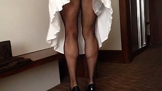 Sexy Bride Sexy Upskirt