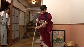 Best Japanese model in Horny Amateur, Maid JAV scene