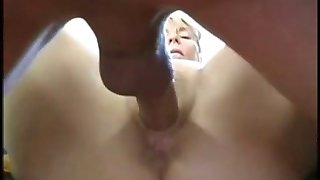 Mature busty cougar fucks younger guy