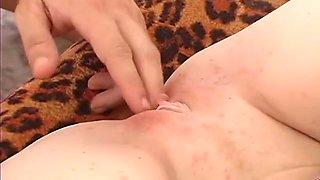 Crazy pornstar in incredible small tits, cunnilingus xxx clip