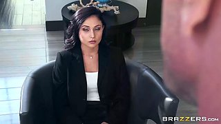 xxxmax the perfect applicant part 1 - ariana marie