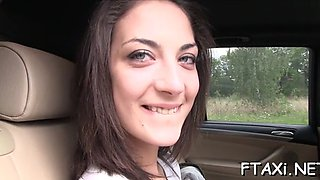 fake taxi is always ready for sex games