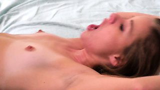 Thick Cock Surprises Step-Sister