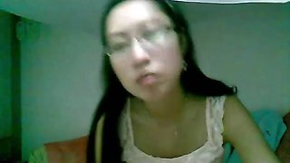 Asian unsecured webcam hacked 61