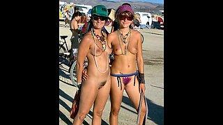 Nudism Summer Fun