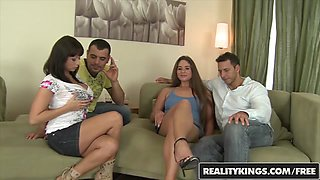 Reality Kings - Euro Sex Parties - Euro swingers foursome