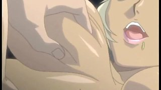 Awesome Anime cutie enjoys having her pussy penetrated deep