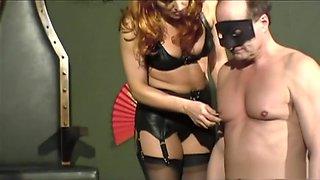 Crazy pornstar Mistress Gemini in hottest anal, fetish xxx movie