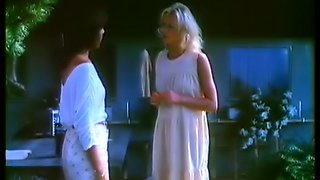 Really good summer MFF threesome with a voracious retro slut Marilyn