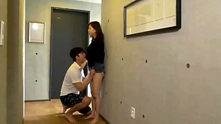 korean softcore collection cute korean student sofa sex with private tutor