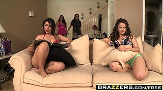 Brazzers - Hot And Mean -  Banging at the She