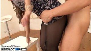 japanese model best clothed sex ever