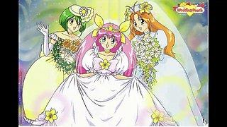 Wedding peach