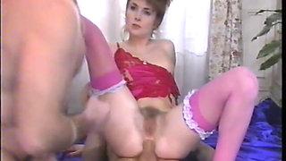 Nasse Hoschen - Vintage porn movie