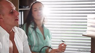 Mea Melone in Naughty Nurse - OfficeObsession