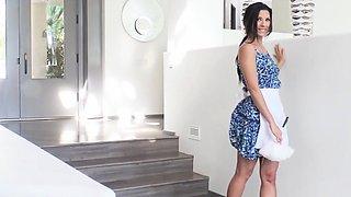 Alexa Tomas - Spicy Latina Maid Gets Banged -
