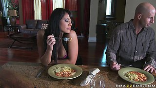 Monique Alexander Cheating Her Husband After Lunch