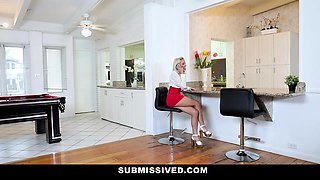 Submissived - Dominated Chick Loves Being Tied UP
