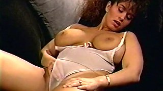 Beautiful classic white milf with natural big breasts wants to fuck