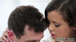 Sensual erotica with Olivia