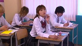 Hottest Japanese slut Saki Ninomiya in Exotic Big Cock, Upskirt JAV scene
